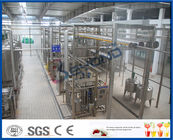 2000L-10000L per hour Flavor Milk Processing equipment with plasic bottle package