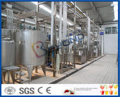 25000LPH Yoghurt / Cheese / Butter Dairy Processing Plant With SGS ISO 9001