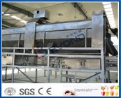Fruit Juice Processing Fruit Washing Equipment , Fruit And Vegetable Purifier