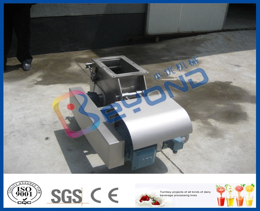 Hammer Type Fruit Crushing Machine , Industrial Fruit Presses And Crushers